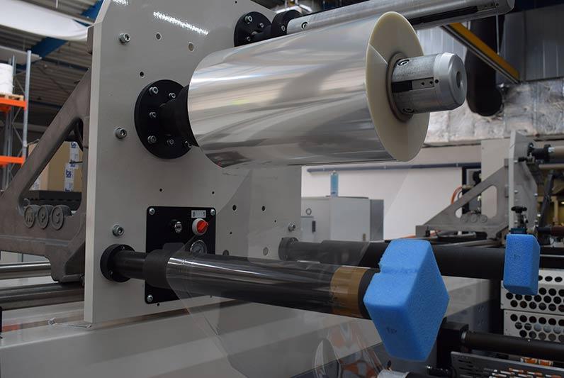Froben Druck Produkte: Etiketten mit Folienkaschierung