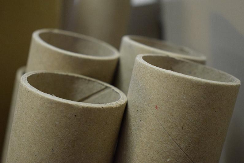 Froben Druck Produkte: Label Winding / Roll Core