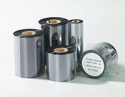 Froben Druck Produkte: Thermal Transfer Foil