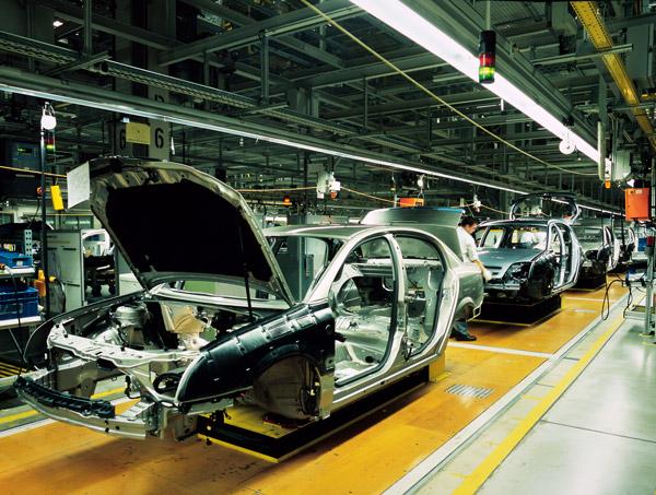 Froben Druck Produkte: Automobile Industry